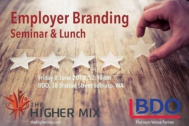 Employment Branding Event 8 June 2018