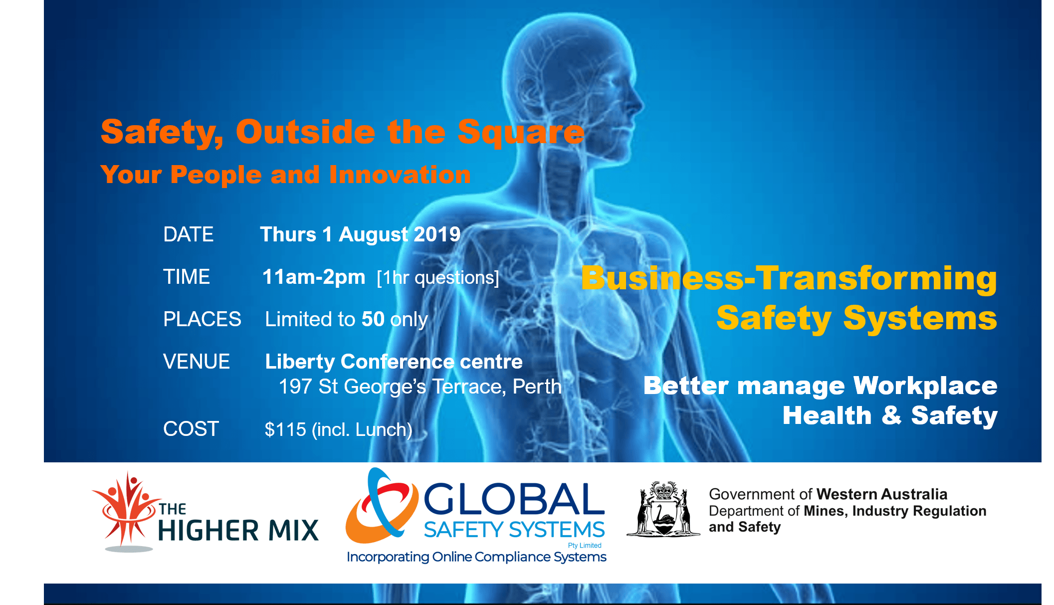 Safety Seminars Perth